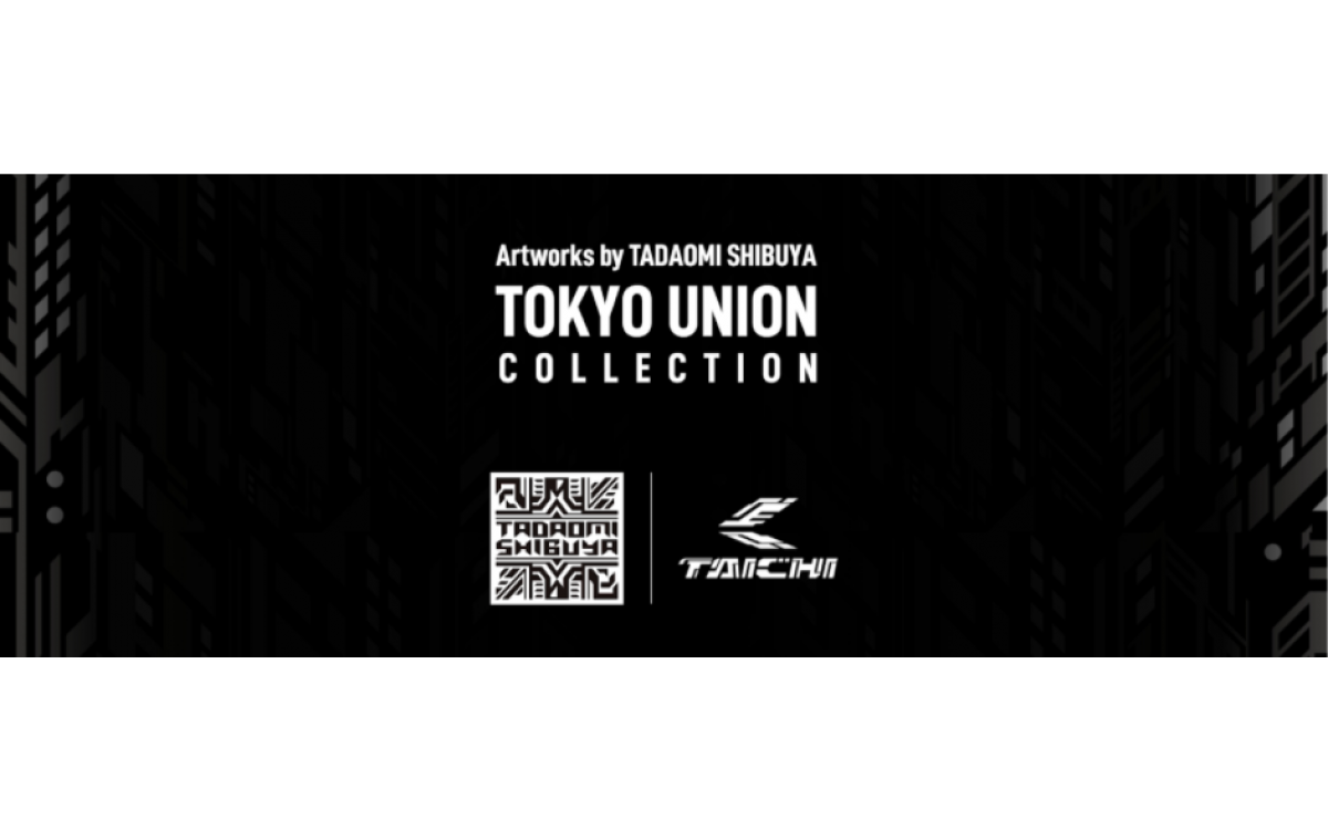 RS Taichi x Tadaomi Shibuya Toyko Union Collection