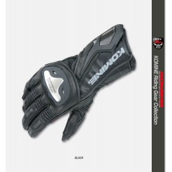 Komine GK-149 Titanium Racing Gloves ALEX