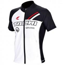 RS Taichi Cool Ride Zip Inner Shirt (Racer White)