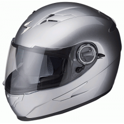 Scorpion EXO-500 AIR Hypersilver Full Face Motorcycle Helmet