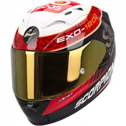 Scorpion EXO-1200 Charpenter Replica Full Face Motorcycle Helmet