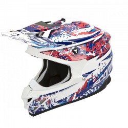 Scorpion VX-15 EVO AIR Horror Off-Road Motorcycle Helmet