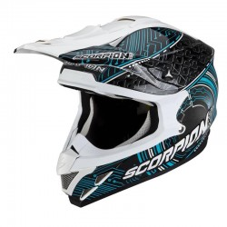 Scorpion VX-15 EVO AIR Matronx Off-Road Motorcycle Helmet