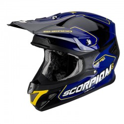 Scorpion VX-20 AIR Sherco Off-Road Motorcycle Helmet