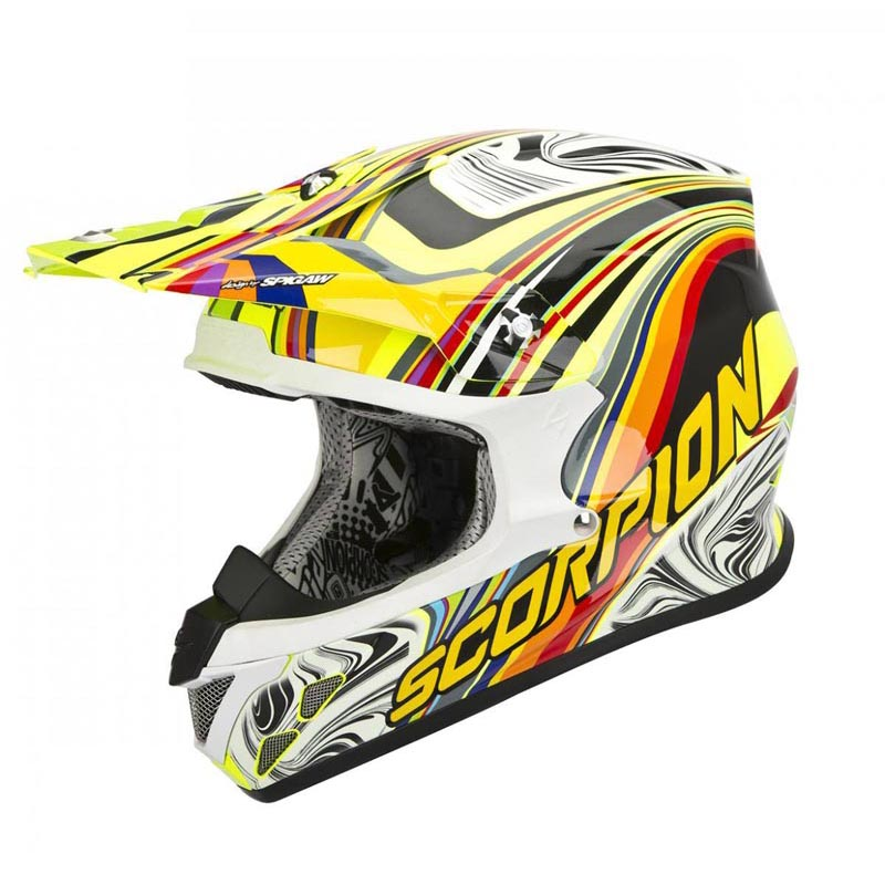 Scorpion VX-20 AIR SYM Off-Road Motorcycle Helmet