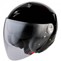 Scorpion EXO-210 AIR Solid Open Face Motorcycle Helmet