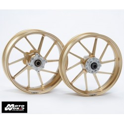 Active F 350-17 TYPE-R for CB400SF/CB400SB 14-15(ABS)- Gold
