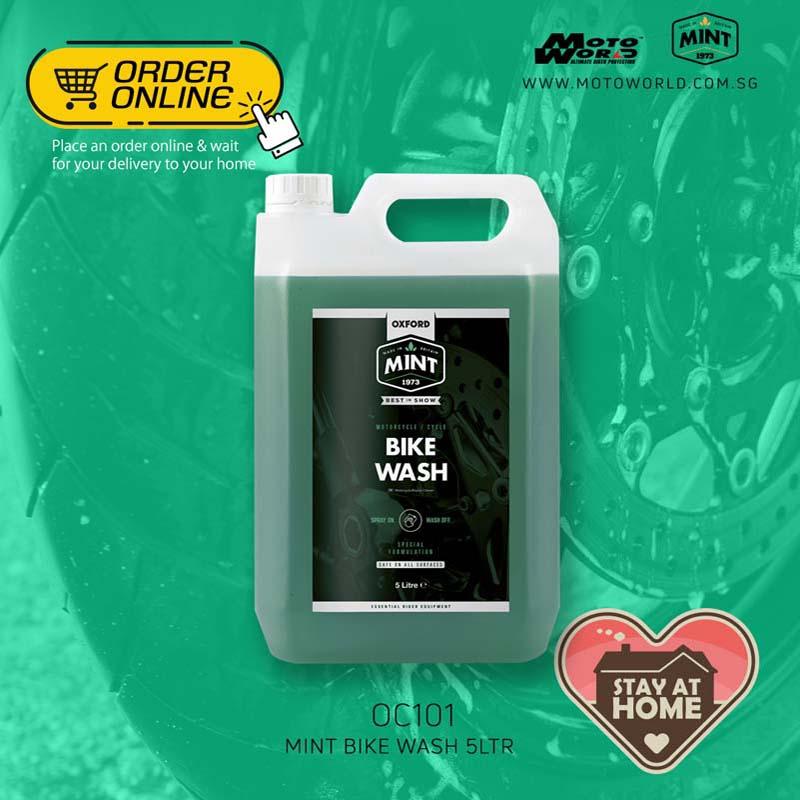 Mint OC101 Bike Wash 5 ltr