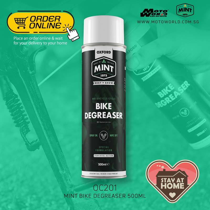Mint OC201 Bike Degreaser 500ml