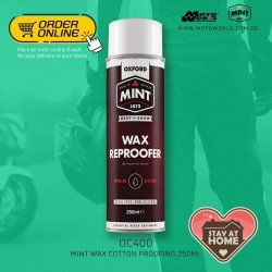 Mint OC400 Wax Cotton Proofer 250ml
