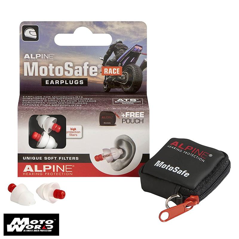 Alpine ALP 111.23.111 Motosafe Race Ear Plug