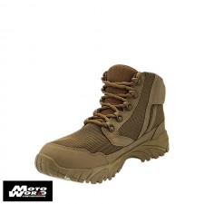 Altai MFH200ZS SuperFabric 6 Inch Brown Waterproof Boots