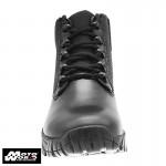 Altai MFT100-ZS 6 Inch Waterproof Side Zip Black Uniform Boots