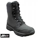 Altai MFT200-Z 8 Inch Waterproof Side Zip Black Tactical Boots