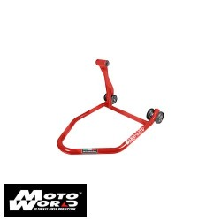 Bike Lift 901040101100 RS16 Red Single Arm Rear Stand