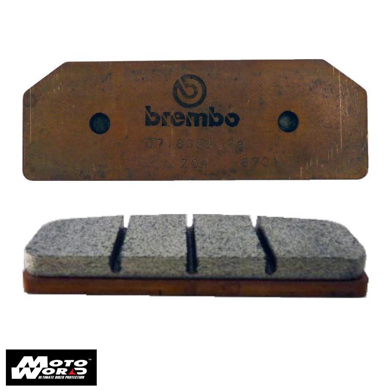 Brembo 07835424 Z04 Pad