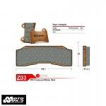 Brembo 07B36640 Pad Pin Z03