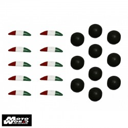 Brembo 110A26389 Stickers And Rubber Cap