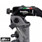 Brembo 110C74010 RCS19 Corsa Corta Radial Brake Pump