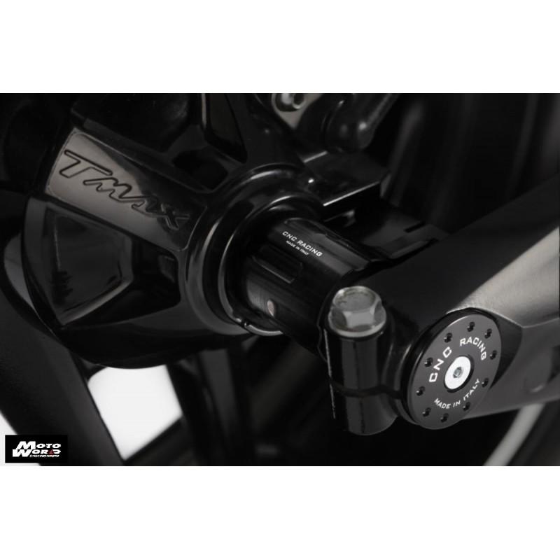 CNC CO902B Rear Wheel Hub Cover Yamaha T-Max