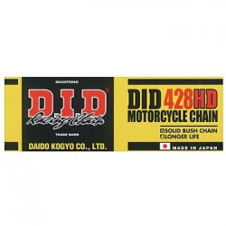 DID D 428HD Standard Chain - Silver
