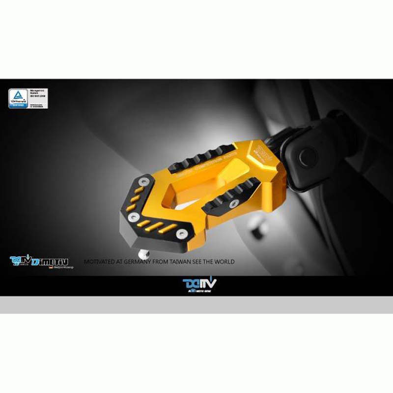 DMV DISPKR03T DI-SPK-R03-T Sport Peg Kit Z1000 2015 - Titanium