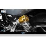 DMV DIAACKA01G GTR1400 10-15 Absorber Adjuster Cover - Gold