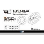 DMV DIFHCKA04 ER6N 12-14 Frame Hole Cover