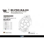 DMV DIFSCKA03G ER6N 12-14 Front Sprocket Cover - Gold