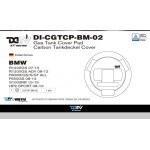 DMV DICGTCPBM02 BMW R1200GS 07-12 Gas Tank Cap Pad