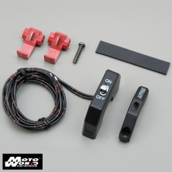 Daytona 79340 Slim Switch (T:13.5) Nylon Toggle Knob / 15A