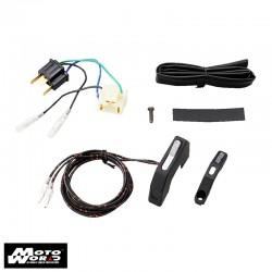 Daytona 91107 Slim Switch (T:13.5) For Headlight H4 Bulb