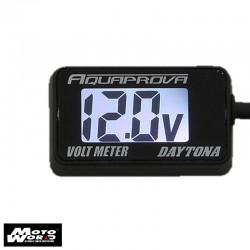 Daytona 92386 Compact Volt Meter 7.5-18V