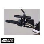 Daytona 77435 Black Multi Bar Holder Master Cylinder Clamp