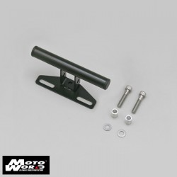 Daytona 77437 Black Multi Bar Holder Handle Post Clamp