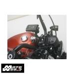 Daytona 77437 Black Multi Bar Holder Handle Post Clamp