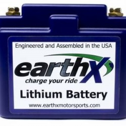 EarthX ETX 12A Rechargeable Lithium Battery