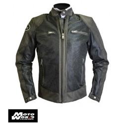 Helstons Modelo Mesh Fabrics Jacket