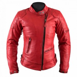 Helstons KS70 Women Soft Leather Jacket