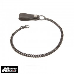 Helstons Metallic Chain For Wallet