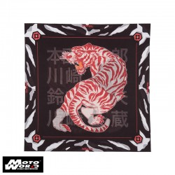Helstons Polyster Scarf - Tiger