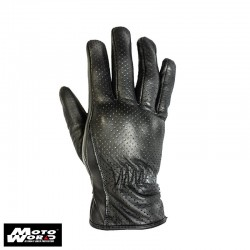 Helstons Basik Perforate Leather Gloves