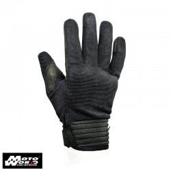 Helstons Simple Men Fabrics Gloves