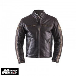Helstons ACE Leather Rag Jacket