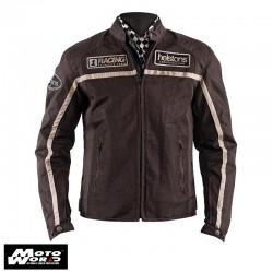 Helstons Daytona Men Mesh Fabrics Jacket