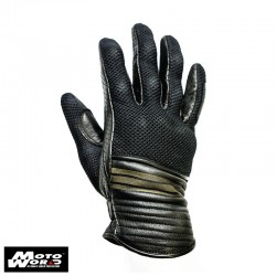Helstons Corporate Mesh Leather Gloves