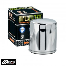Hiflo Oil Filter HF 174 for Harley Davidson