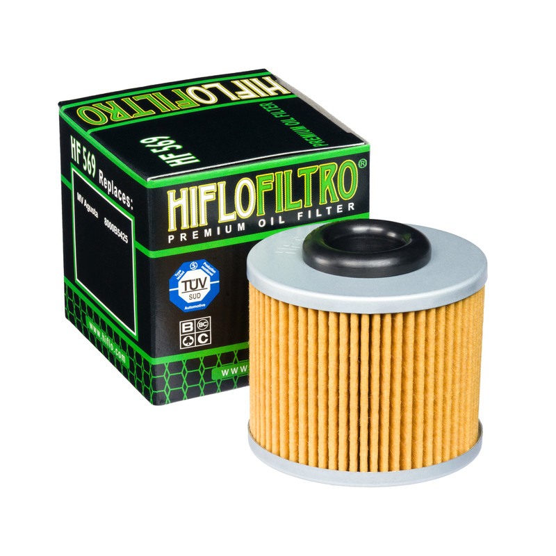 HIFLO HF 569 Premium Oil Filters