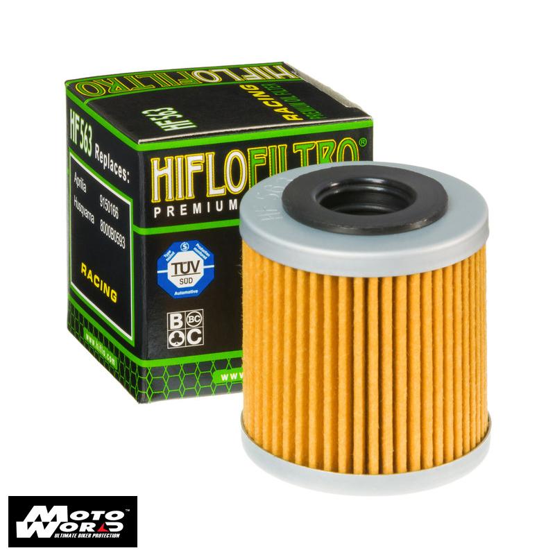 Hiflo HF 563 Premium Oil Filter