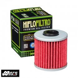 Hiflo HF 568 Premium Oil Filter For Kymco